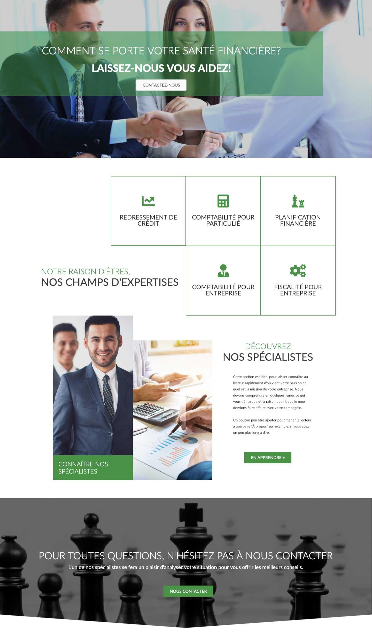 modele-page-web-finance-conception-site-web