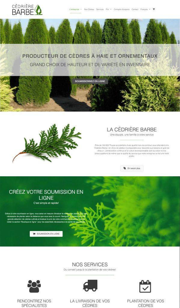 Cedriere-Barbe-Web-Agence-Web-Laval