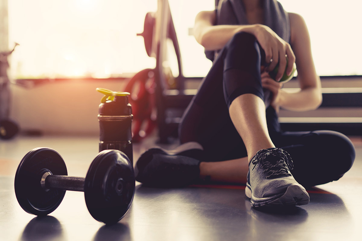 Fitness-Website